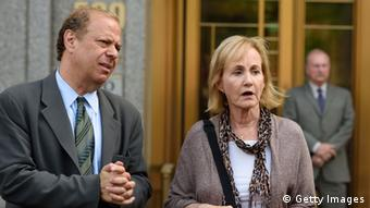 Rossov odvjetnik Joshua Dratel i majka Lyn Ulbricht