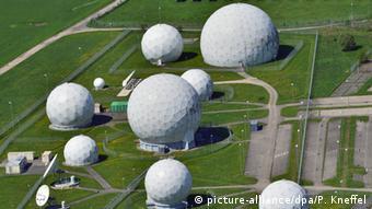Радары BND в баварском Бад Айблинге