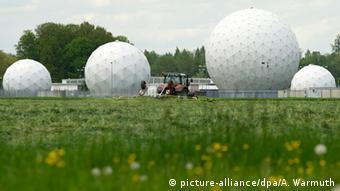 Ραντάρ της Ομοσπονδιακής Υπηρεσίας Πληροφοριών στη Βαυαρία