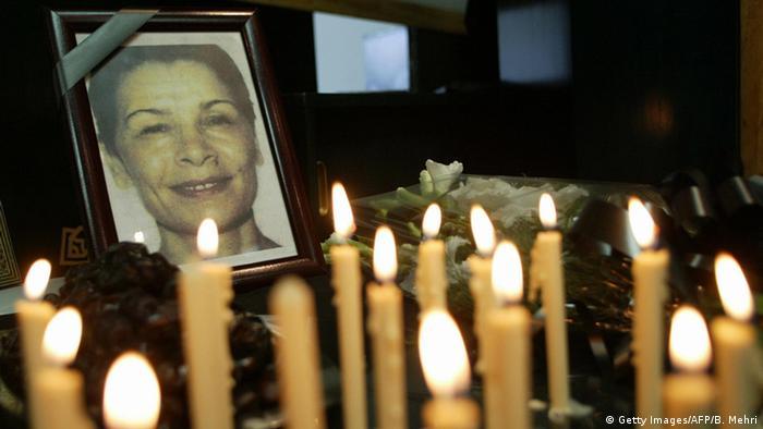 Bildergalerie Ausländische Journalisten im Iran verurteilt (Getty Images/AFP/B. Mehri)