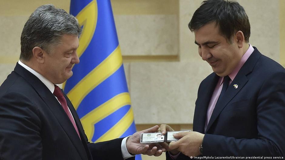 Поматросили и бросили: Порошенко может договориться с Тбилиси о выдаче Саакашвили