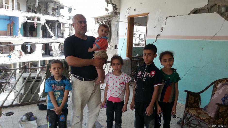 In Gaza verlieren die Menschen jede Hoffnung | DW | 31.05.2015
