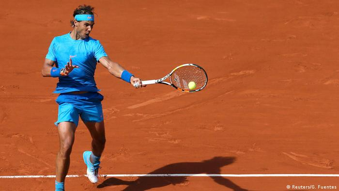 Rafael Nadal Roland Garros 2015 French Tennis Open in Paris