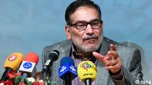 : Ali Shamkhani Nationaler Sicherheitsrat Iran Ali Shamkhani ist der Vorsitzender des Nationalen Sicherheitsrats Iran. Quelle: Isna