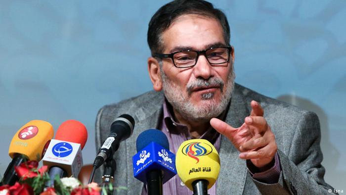 علی شمخانی، دبیر شورای عالی امنیت ملی جمهوری اسلامی