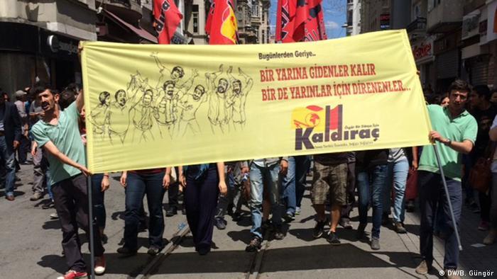 Türkei Gezi Proteste in İstanbul