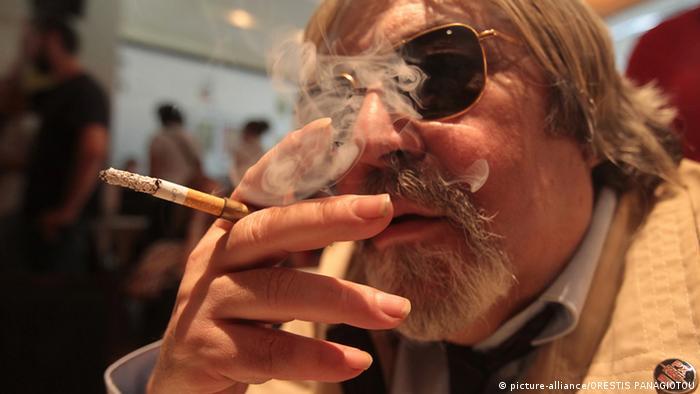 Bildergalerie Rauchverbot