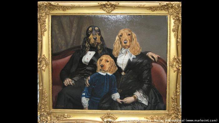 Аристократические собаки Тьерри Понселе
