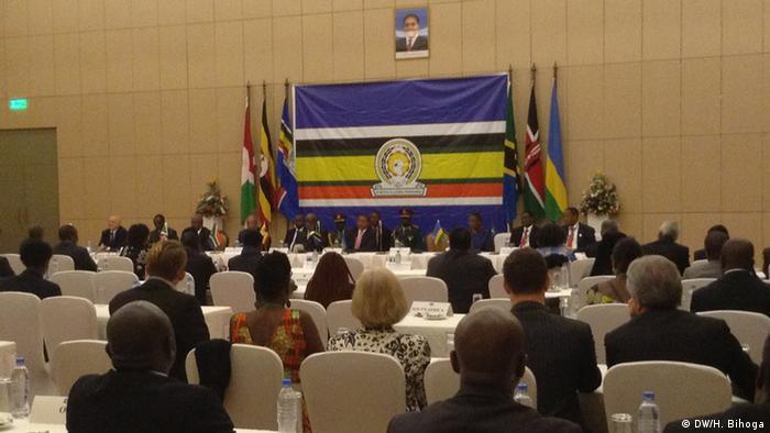 Burundi Krisengipfel