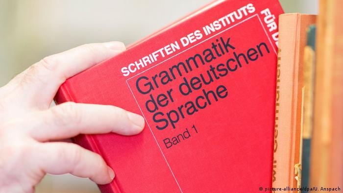 Grámatica de alemão