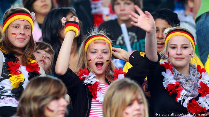 German women favored at world cup but not at home sports its great being a fan but will these girls ever go out and play for germany voltagebd Image collections