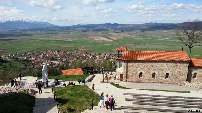 Bulgarien Burg Zari Mali Grad