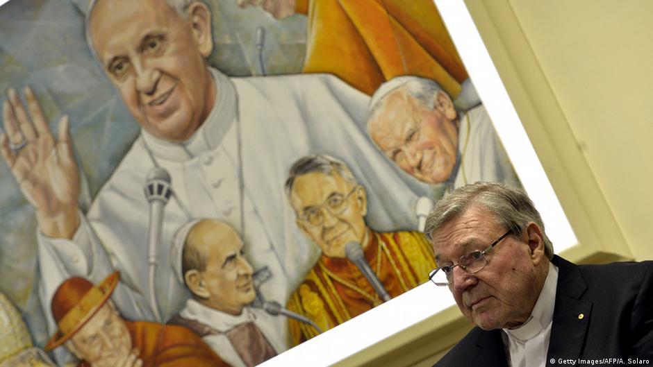 Slikovni rezultat za Vatikanski kardinal George Pell