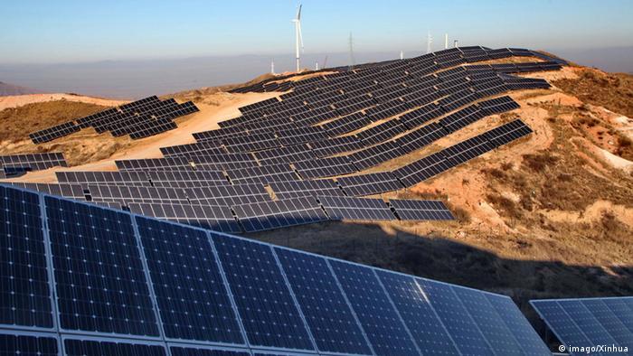 Bildergalerie Solarenergie - China