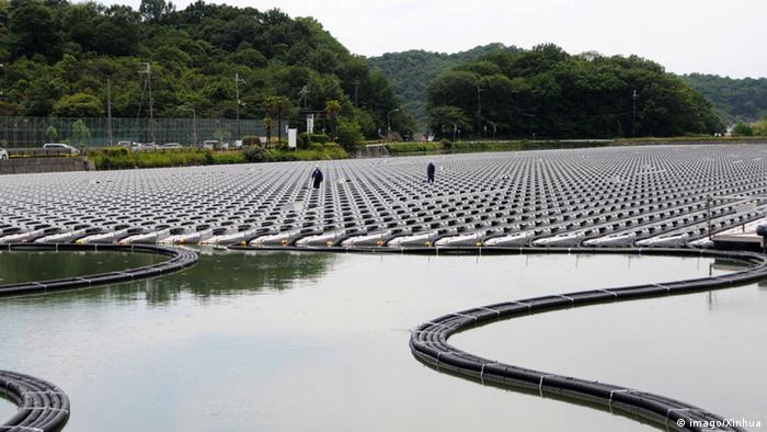 Bildergalerie Solarenergie - Japan