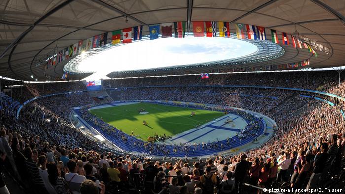 Deutschland 12. Leichtathletik-Weltmeisterschaften in Berlin