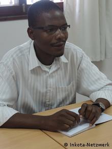 Mosambik Agrarexperte Luís Muchanga