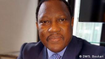 Hama Amadou nigrischer Oppositionspolitiker