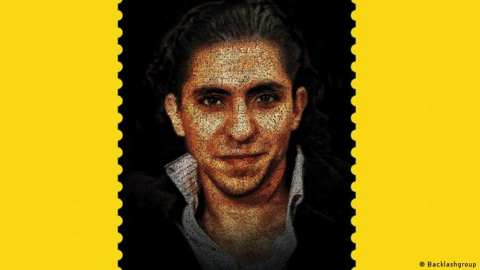 Backlashgroup #Backlash Kampagne Raif Badawi