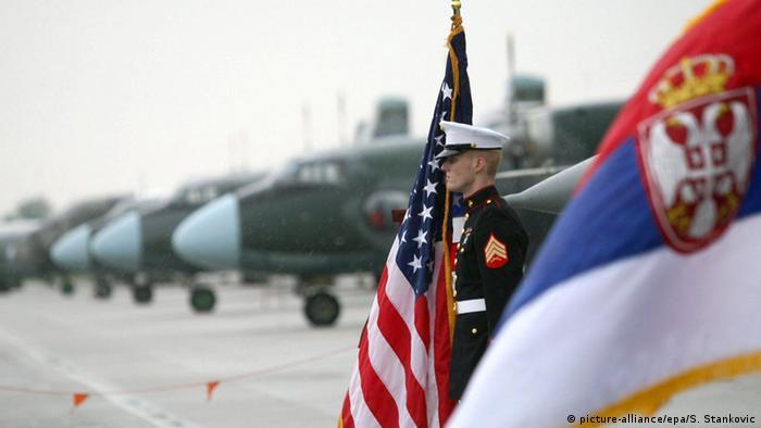 Batajnica, 23. juni 2006.: borbeni avioni F-16