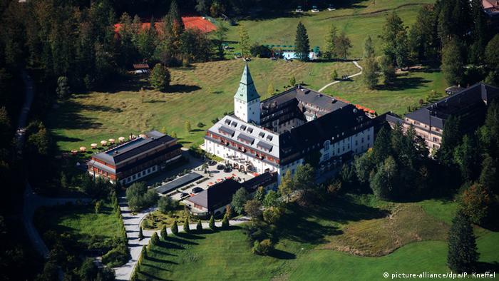 Deutschland Schloss Elmau