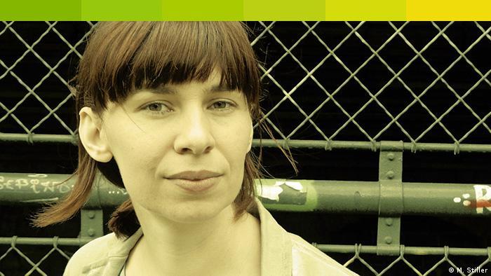 Українська письменниця Таня Малярчук
