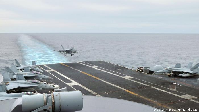 US Militärpräsenz im Südchinesischem Meer