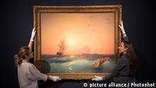 Christie's Auktion Gemälde von Aivazovsky