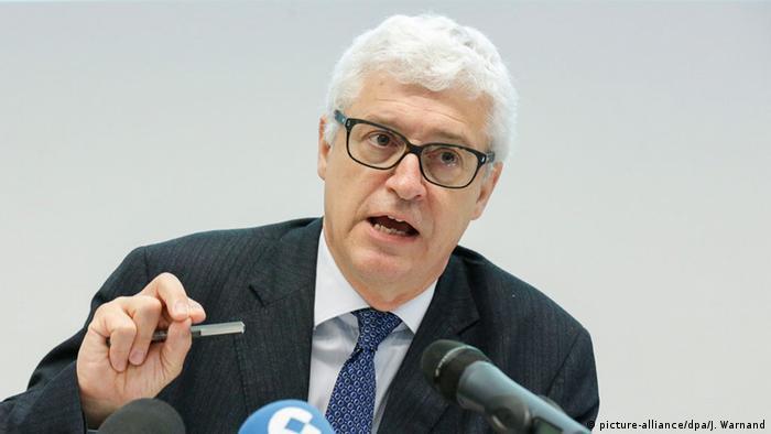 Джованні Кесслер, керівник Європейського управління з питань запобігання зловживанням та шахрайству (OLAF)