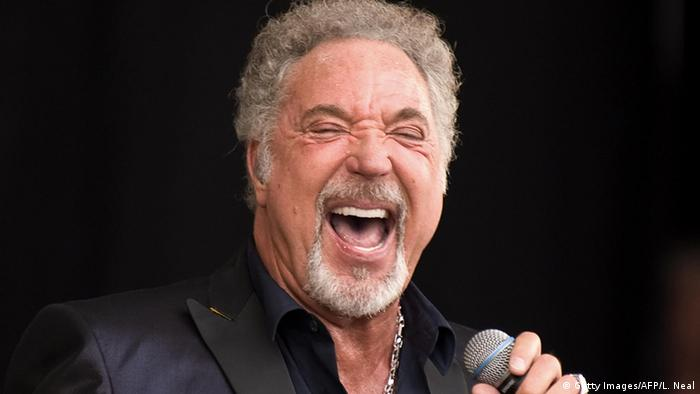 Tom Jones (Photo: Leon Neal/AFP/Getty Images)