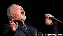 Bildergalerie Tom Jones Glastonbury
