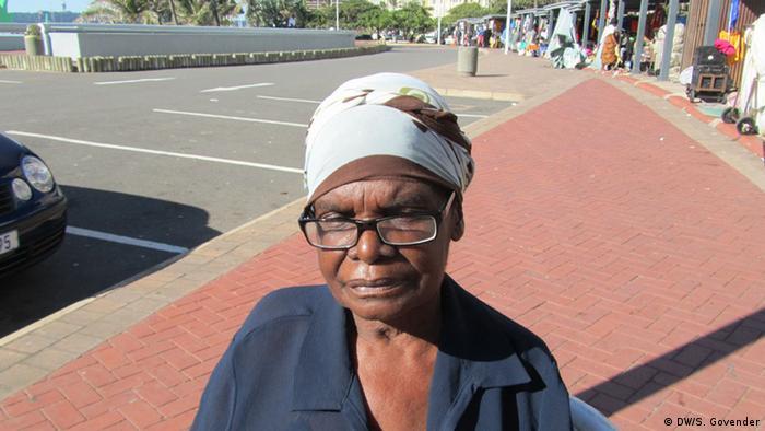 Kopftuch in Südafrika