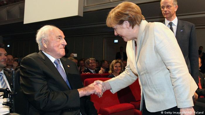 Руки Меркель