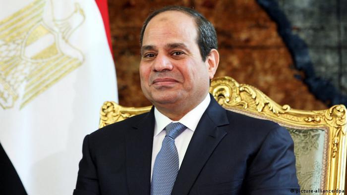 Ägypten - Präsident Abdel Fattah al Sisi (picture-alliance/dpa)
