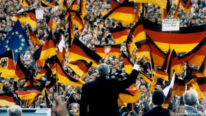 Helmut Kohl - Wahlkampf 1990