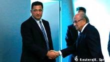 FIFA Rücktritt Blatter Domenico Scala