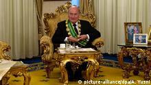 Bildergalerie Joseph Blatter