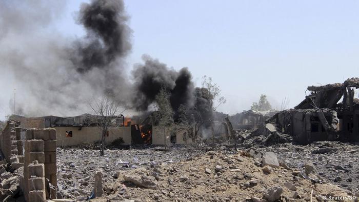 Внаслідок бомбардування у Ємені загинули десятки цивільних. Архівне фото