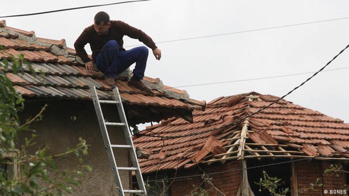 Bulgarien Alltag in bulgarischen Dörfern (BGNES)