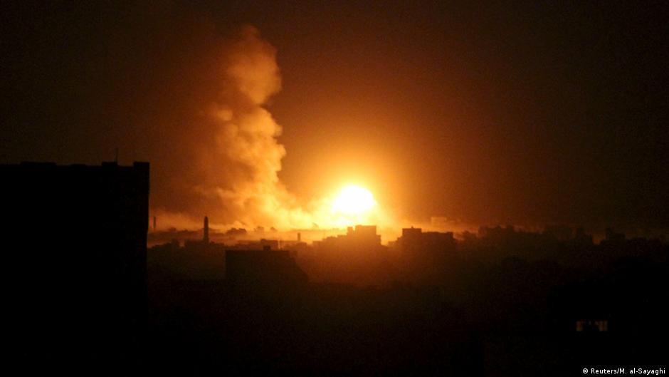 السعودية تعترض صاروخ سكود أطلقه الحوثيون | DW | 06.06.2015