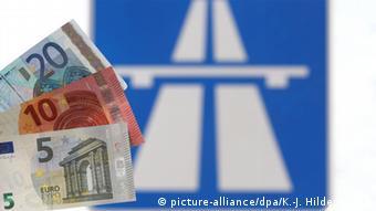 Symbolbild Deutschland PKW-Maut