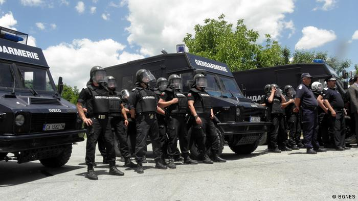 Напрежение в Гърмен между представители на ромското и българското население