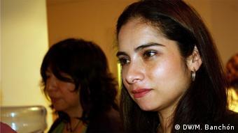 Konferenz über Frauen und Gewalt Liz Meléndez