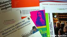 Konferenz über Frauen und Gewalt