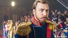 Lars Eidinger als Zar Nikolaus II