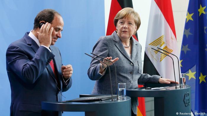 ألمانيا مهتمة بالسوق المصرية، وهي حريصة على عدم تعريض علاقاتها الاقتصادية مع مصر للخطر