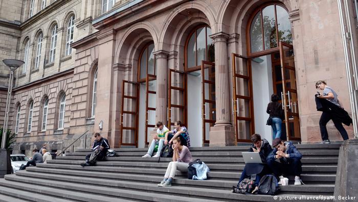 Рейнско-Вестфальский технический университет в Ахене (RWTH Aachen)
