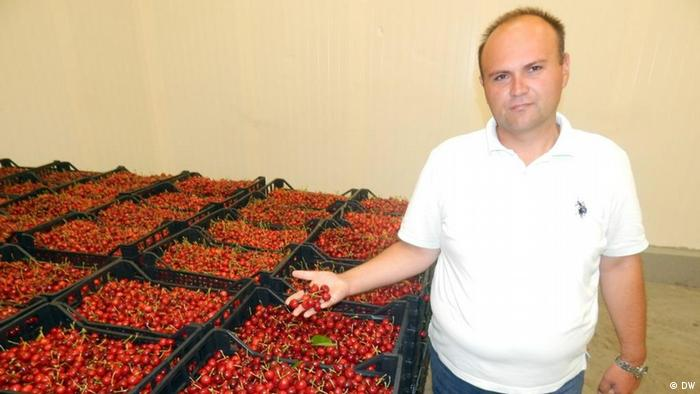 Herzegowina - Gemüsebauern