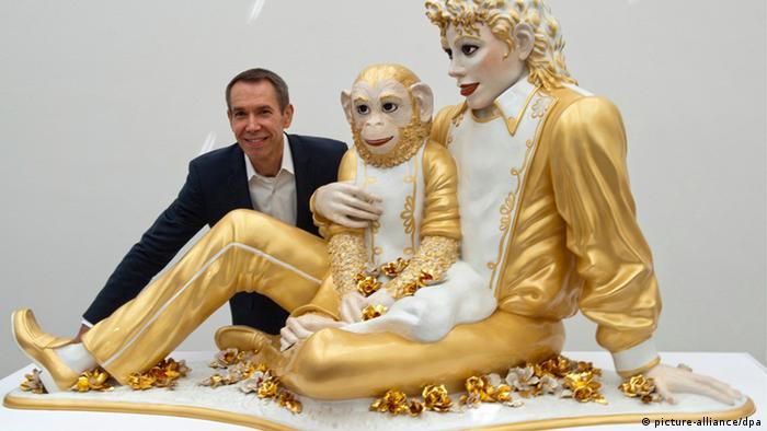 Jeff Koons - Kunstwerke