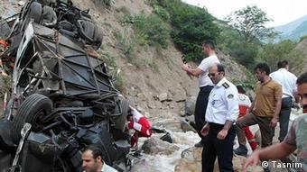 ایران در آمار مربوط به تصادفات رانندگی و قربانیان آن جزء صدرنشینهای دنیاست